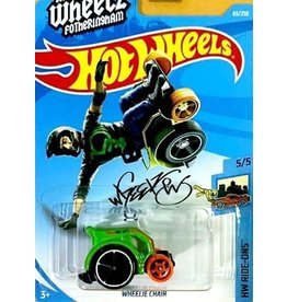 Wheelie Wheelie Chair(HW RIDE-DNS)Hot Wheels
