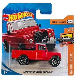 Land Rover Land Rover series III Pickup(HW Hot Trucks)Hot Wheels