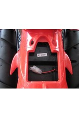 R/C ALL TERRAIN HUNTER(red)RC-AMPHIBIAN ELEKTROMOTOR