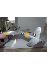 De Havilland DH103 HORNET/SEA HORNET, RAF
