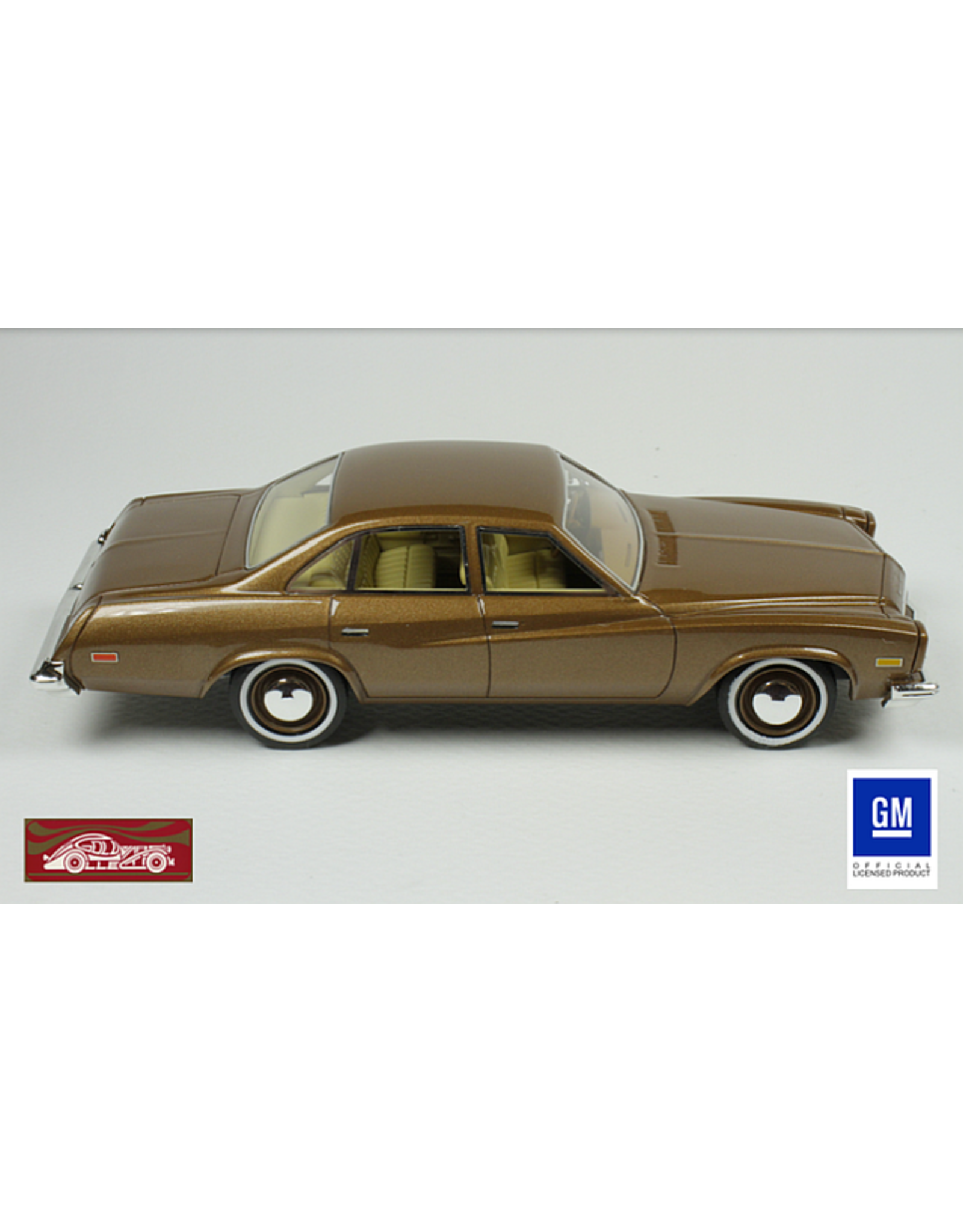 Buick Buick Century(1974)nutmeg poly.