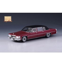 Cadillac(General Motors) CADILLAC FLEETWOOD 75(maroon metallic)1978