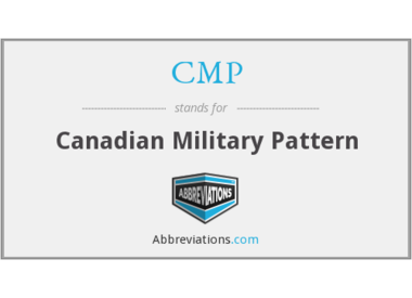 Canadian Military Patern(Chevrolet)