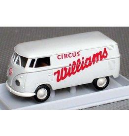 """Volkswagen Volkswagen T1 Box  Van """"Circus Williams""""."""