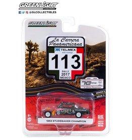 Studebaker Studebaker Champion #113 Rally La Carrera Panamericana-2017 Rally Mexico