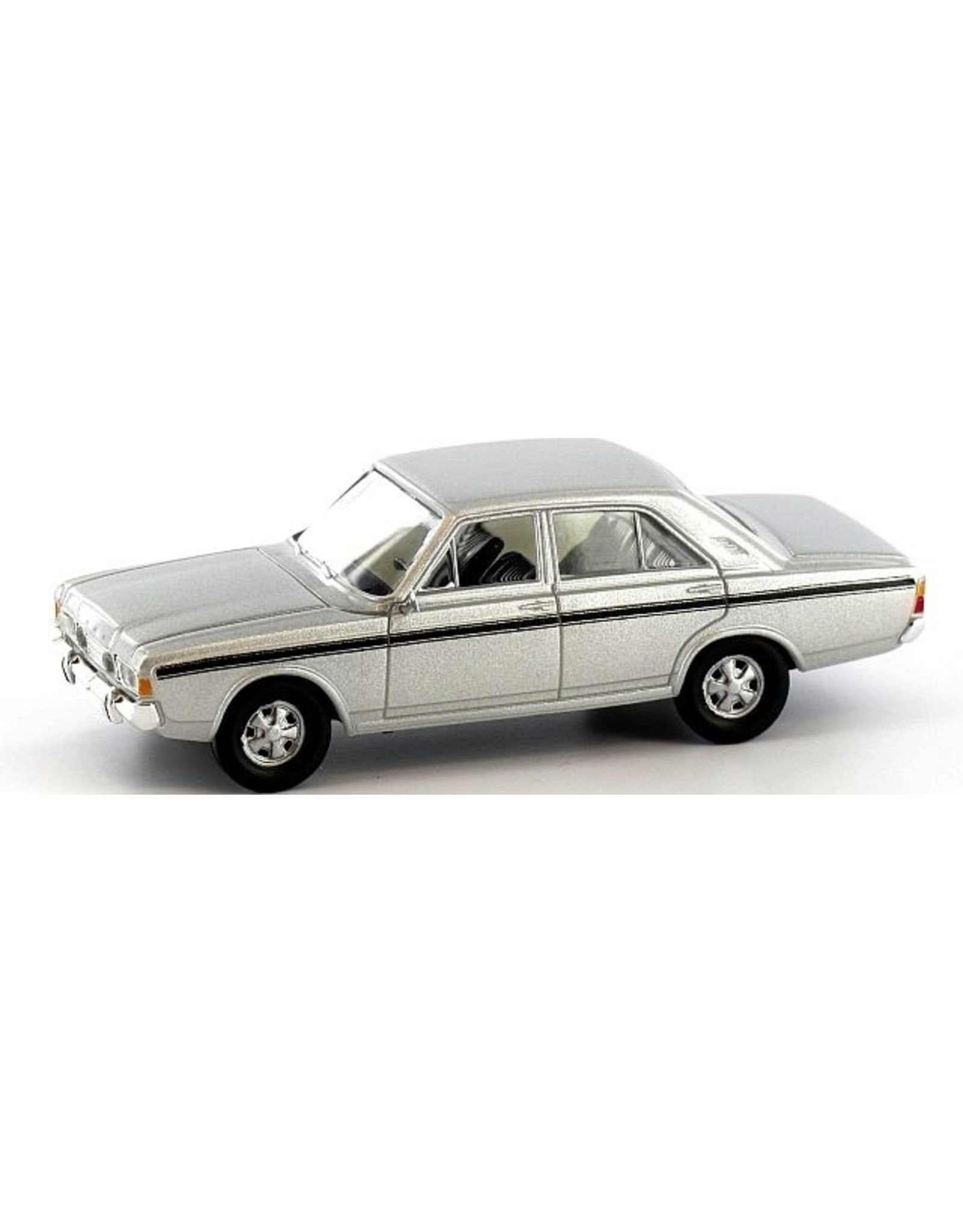 Ford Europe Ford RS(P7b)silver metallic