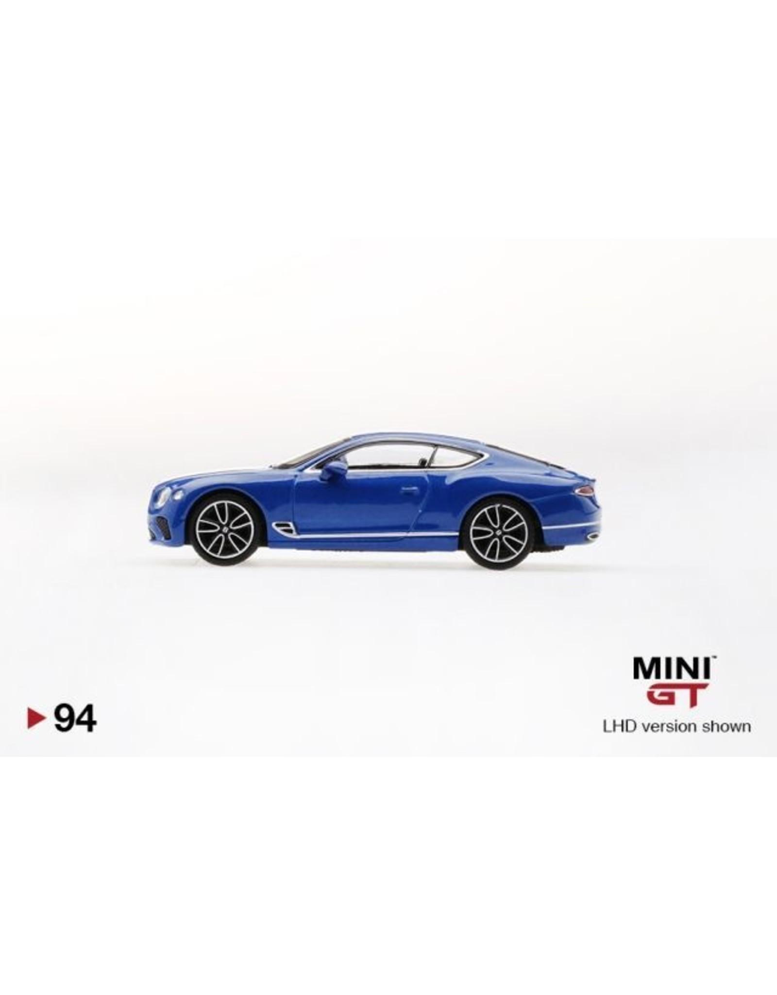 Bentley BENTLEY CONTINENTAL GT 2018(sequin blue)