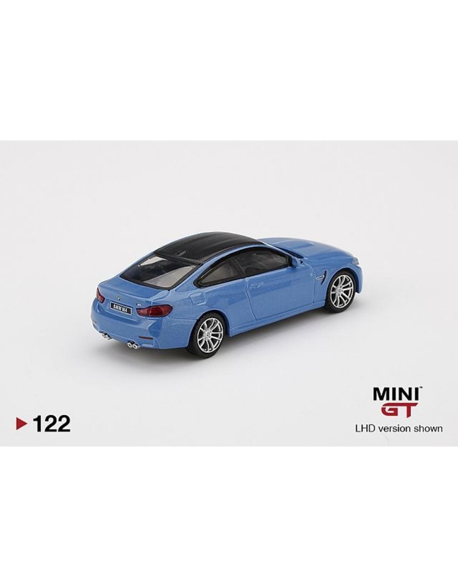 BMW BMW M4(F82)yas marina blue metallic