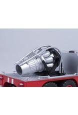ZiL GAS-WATER FIGHTING TRUCK AGVT-100(ZiL-131)Yaroslavl