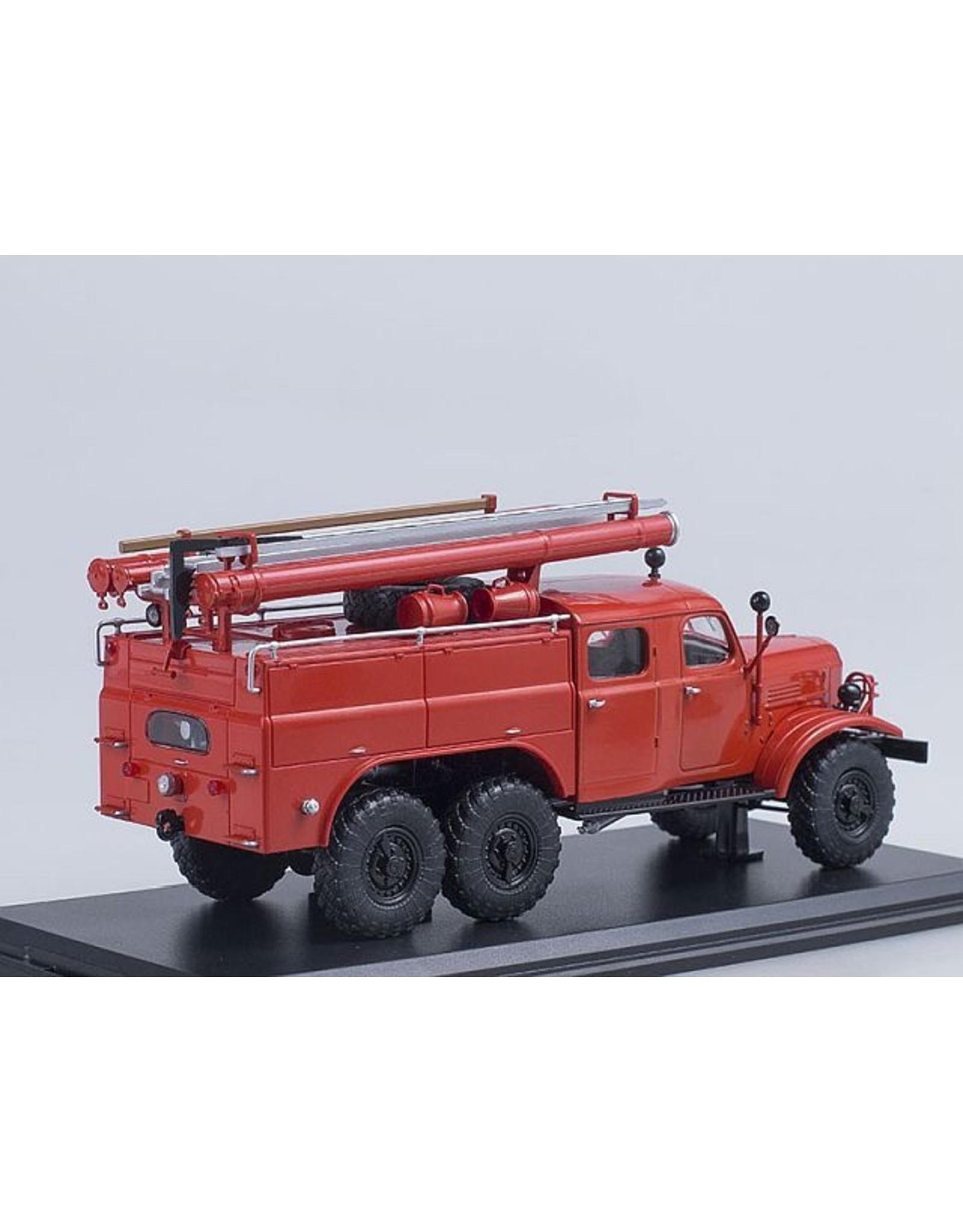 ZiL FIRE TRUCK PMZ-27(ZiL-157K)