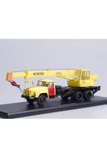 ZiL CRANE TRUCK KS-3575A(ZiL-133GYA)Emmergency Service