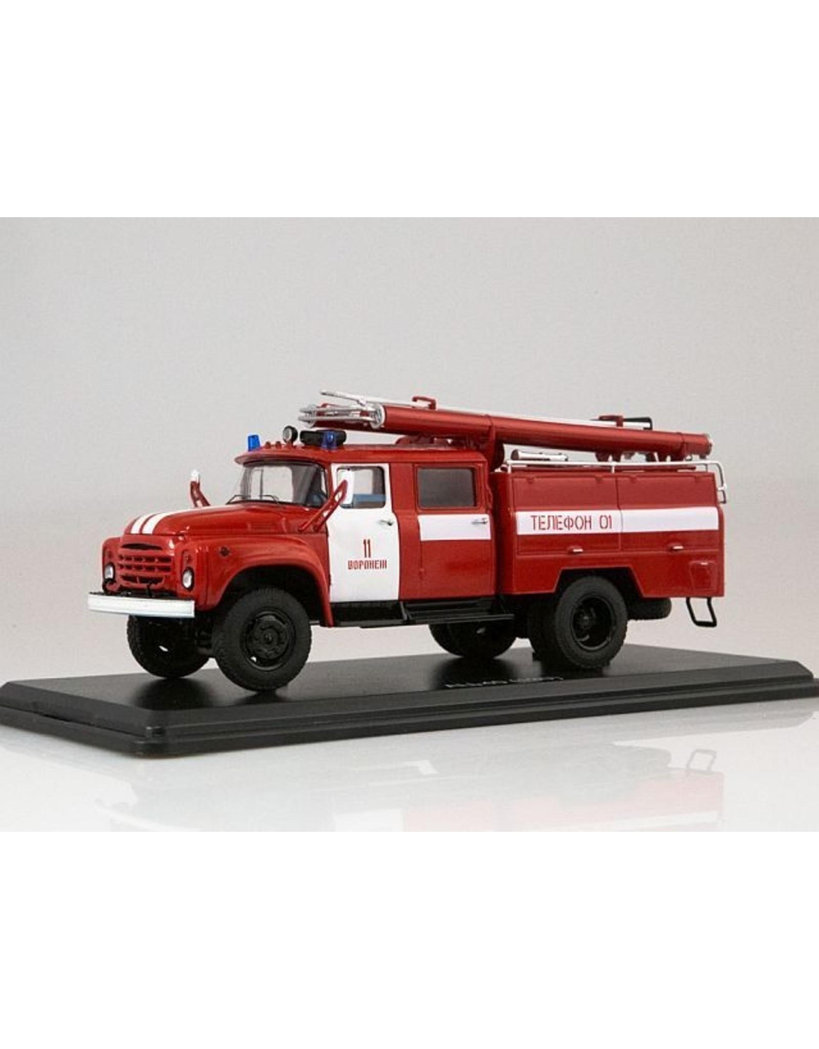 ZiL FIRE ENGINE AC-40(130)Voronezh