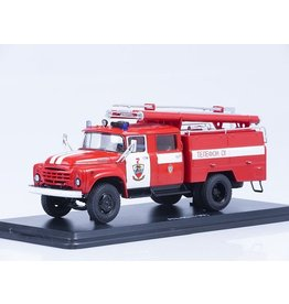 ZiL FIRE ENGINE AC-40(130)Severodvinsk