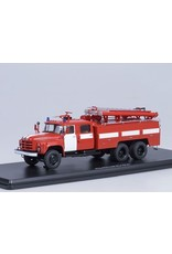 ZiL FIRE ENGINE AC-40(133gya)with white stripes