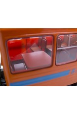 ZiL BUS TRUCK ZiL-131(khaki/orange)
