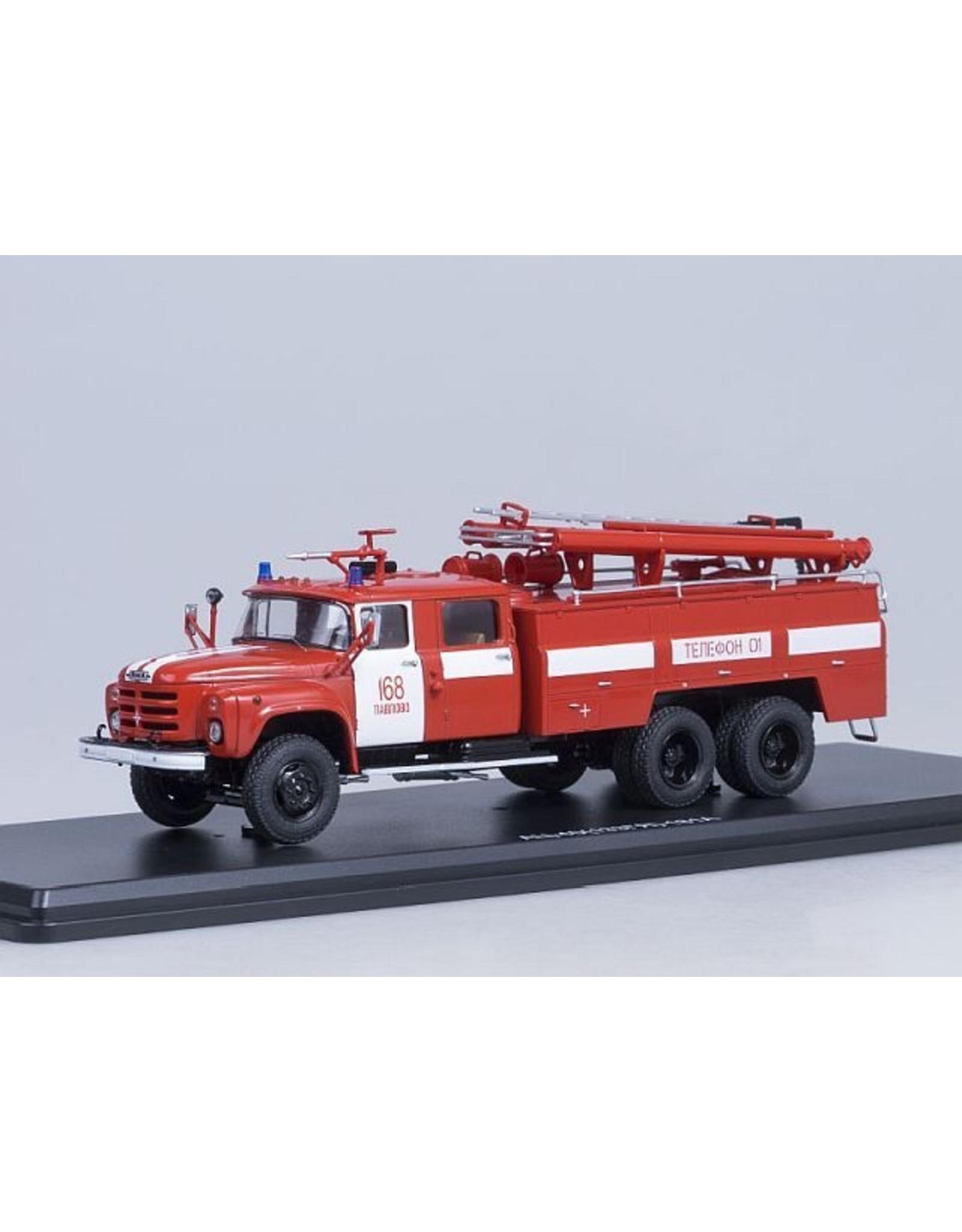 ZiL FIRE ENGINE AC-40(ZiL-133gja)Pavlovo