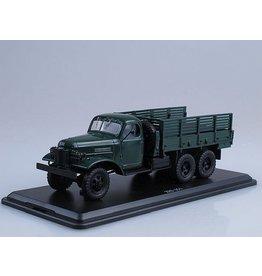 ZIS ZIS-151 FLATBED TRUCK(dark green)