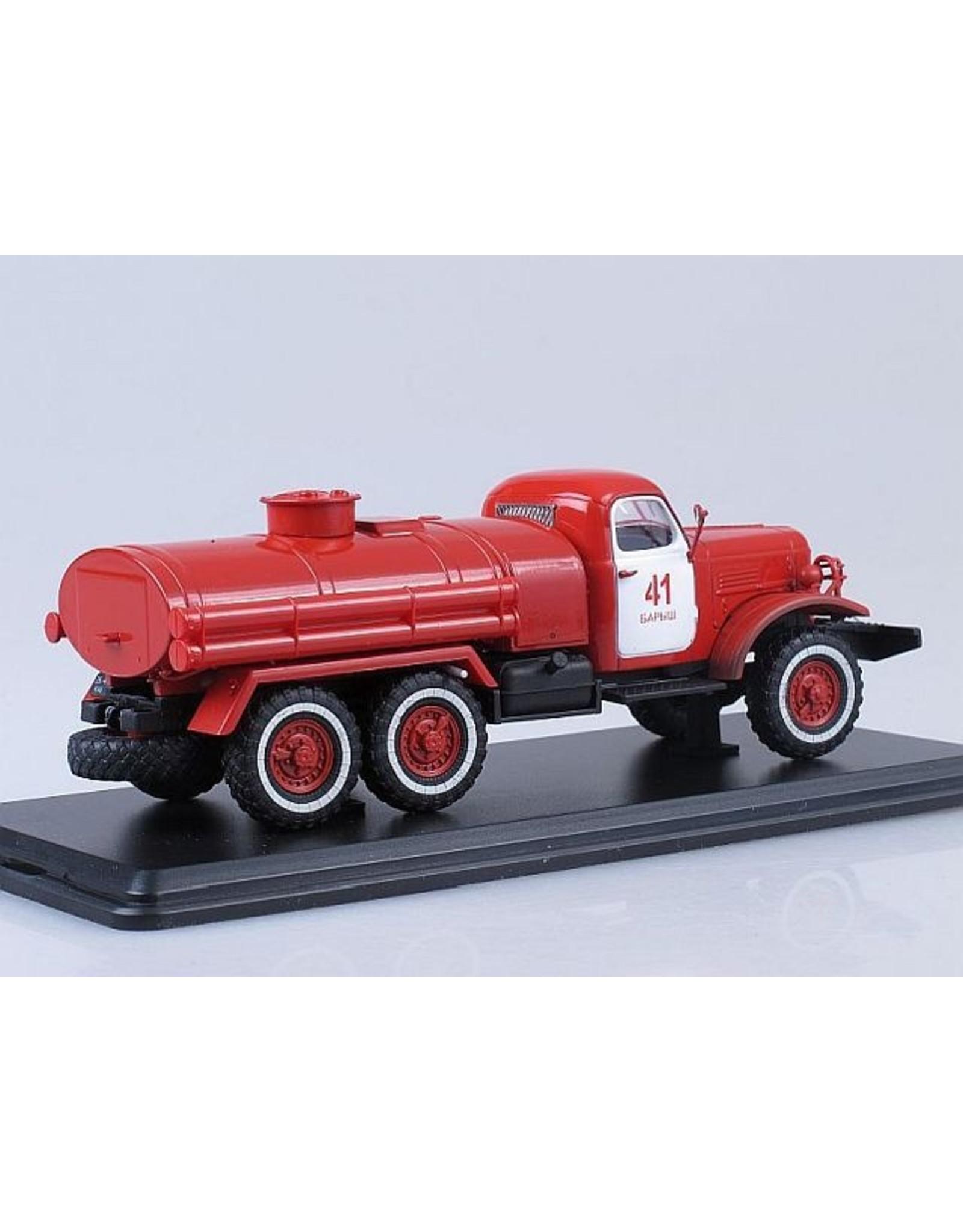 ZiL FIRE TANKER TRUCK ZiL-157