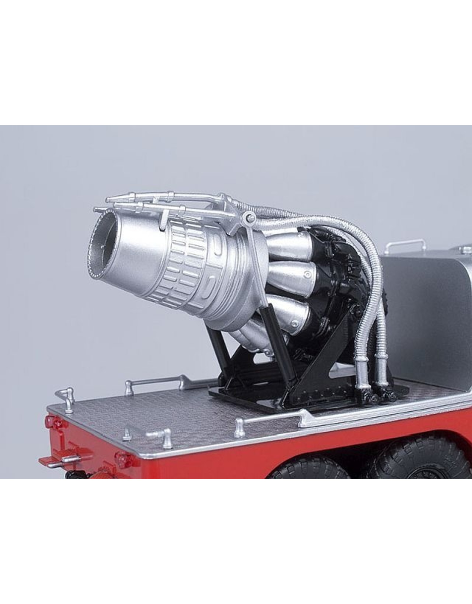 ZiL GAS-WATER FIGHTING TRUCK AGVT-100(ZiL-157)