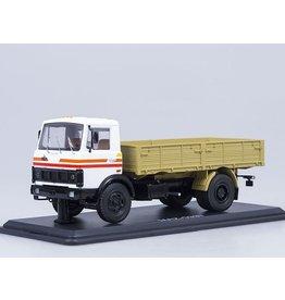 MAZ(Minski Avtomobilnyi Zavod) MAZ-5337 FLATBED TRUCK(Autouexport edition)