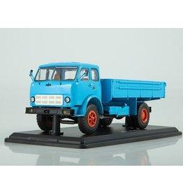 MAZ(Minski Avtomobilnyi Zavod) MAZ-500A FLATBED TRUCK(blue)