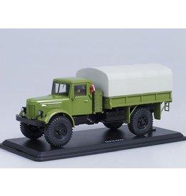 MAZ(Minski Avtomobilnyi Zavod) MAZ-502 4x4 WITH TILT