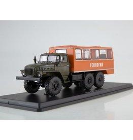 MAZ(Minski Avtomobilnyi Zavod) MAZ-502 4x4 LOAD PLATFORM
