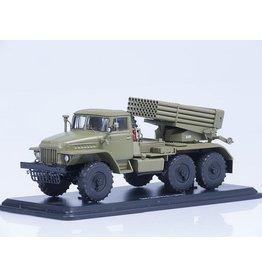 URAL AUTOMOTIVE PLANT MLRS BM-21 GRAD(URAL-375)