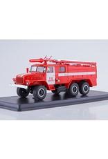 URAL AUTOMOTIVE PLANT FIRE ENGINE AC-40(URAL-43202)Linkino-Dulevo