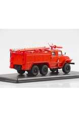 URAL AUTOMOTIVE PLANT FIRE ENGINE AC-40(URAL-375)