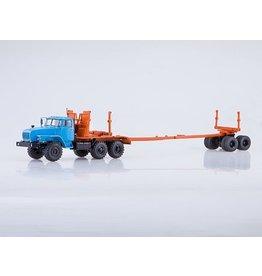 URAL AUTOMOTIVE PLANT URAL-43204-41 WOOD TRANSPORTER