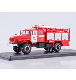 """URAL AUTOMOTIVE PLANT FIRE TRUCK PSA-2(URAL-43206)WORONESCH"""""""""""