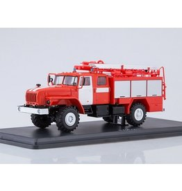 URAL AUTOMOTIVE PLANT URAL-43206 FIRE TRUCK PSA-2