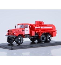 KrAZ FIRE TANKER, AC-8,5 , KRAZ-255B