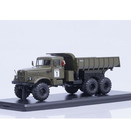 KrAZ KRAZ-225B DUMPER TRUCK(khaki)