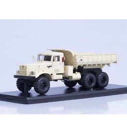 KrAZ KRAZ-255B DUMPER TRUCK(beige)