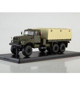 KrAZ KRAZ-255B1 MILITARY TRUCK WITH TILT