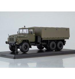 KrAZ KRAZ-260 MILITARY TRUCK WITH TILT