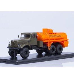 KrAZ MILITAIRE TANKER AC-8,5 KRAZ-255B(khaki/orange)