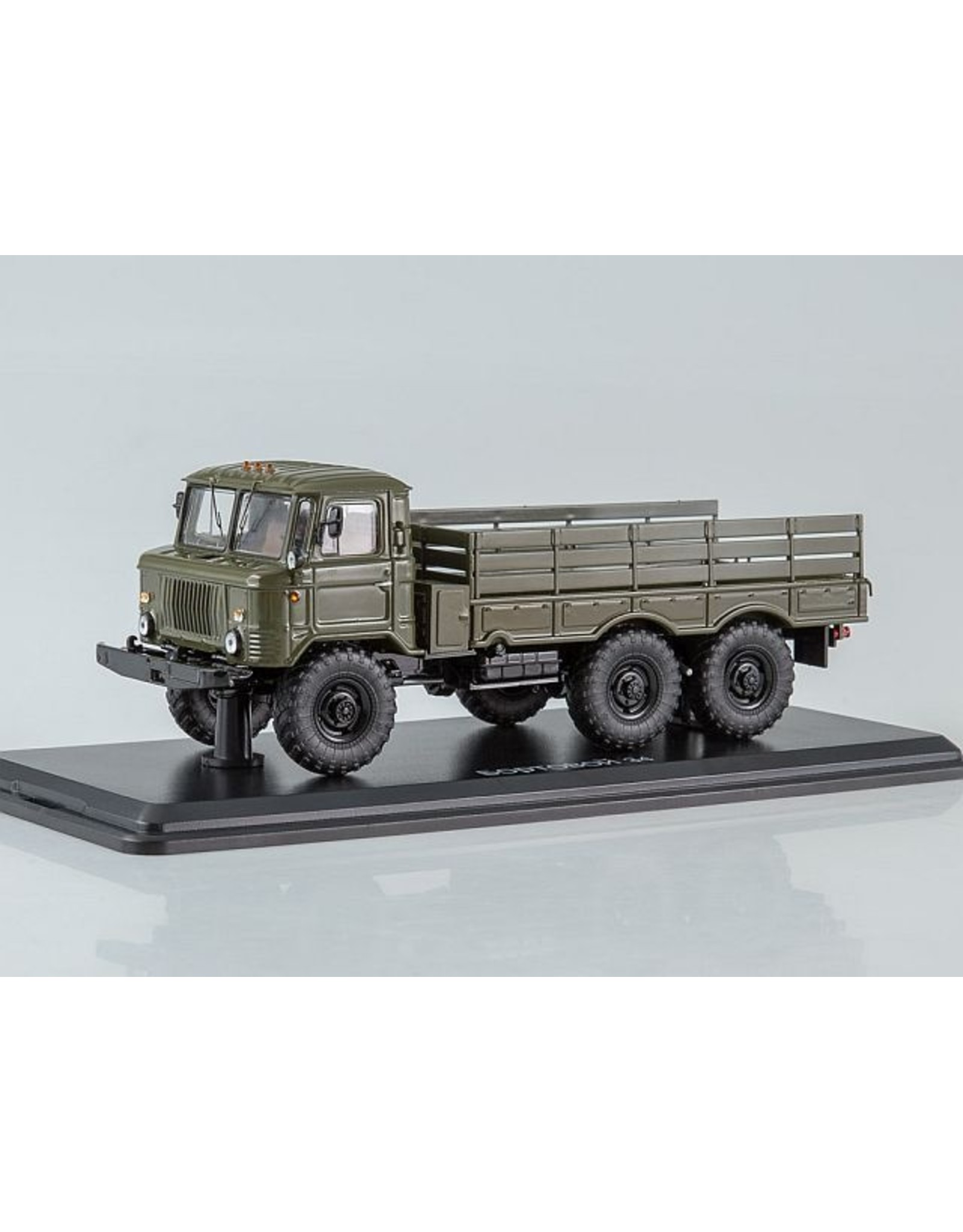 GAZ GAZ-34 FLATBED TRUCK(khaki)