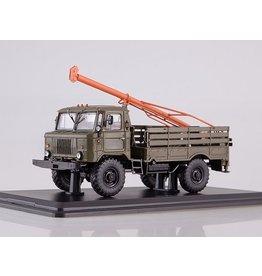 GAZ DRILL TRUCK BM-302(GAZ-66)