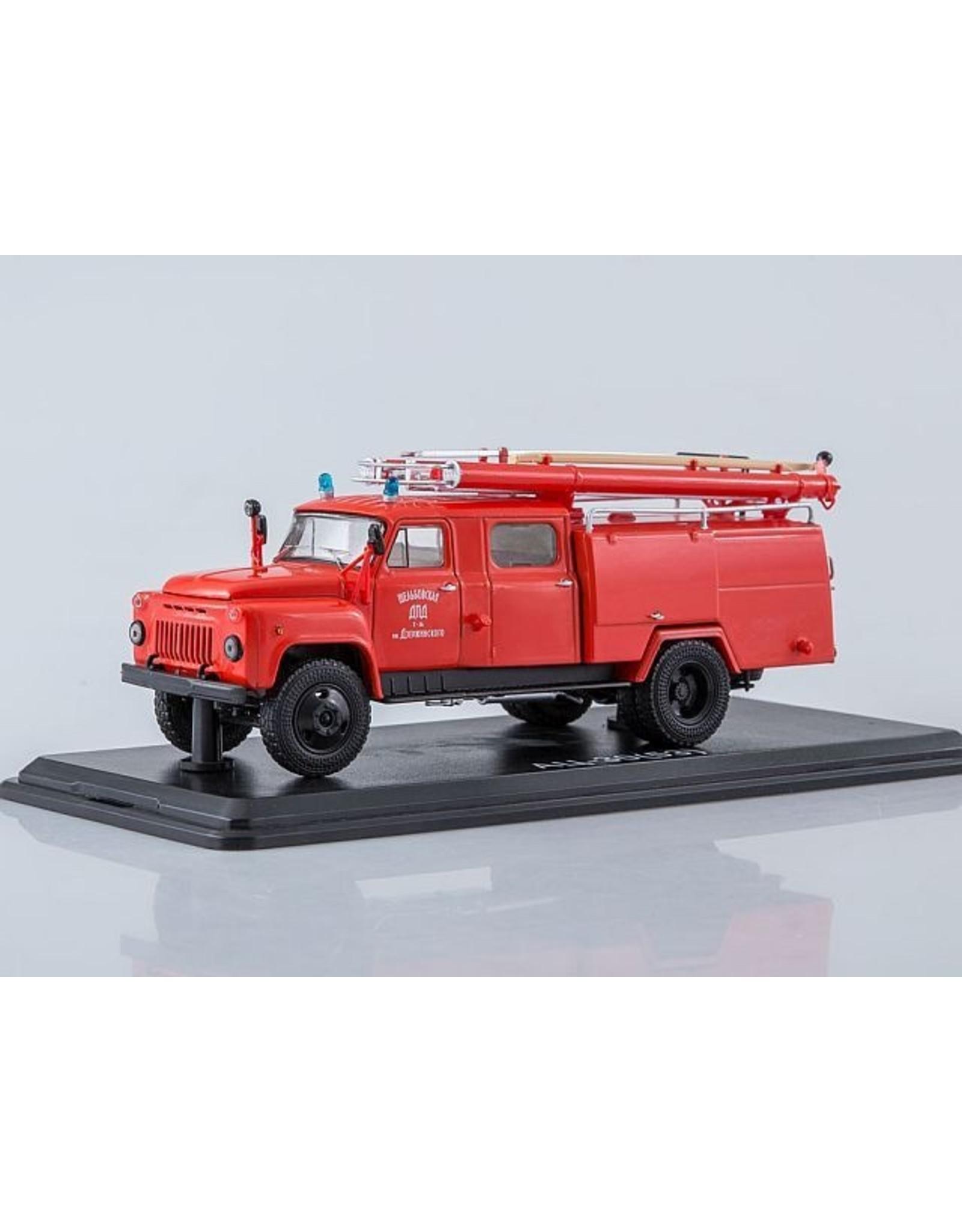 GAZ FIRE TRUCK AC-30(53A)-106A(GAZ-53A)DPD Dzerzhinsky kolhoz