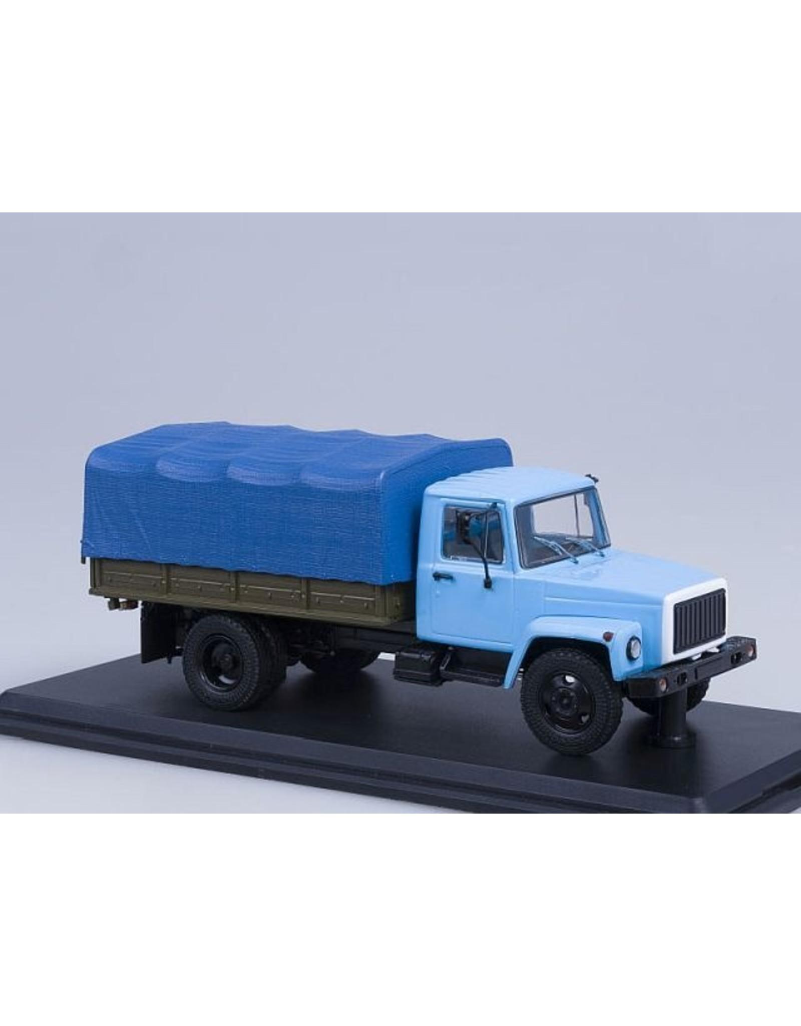 GAZ GAZ-33073 TRUCK TAXI