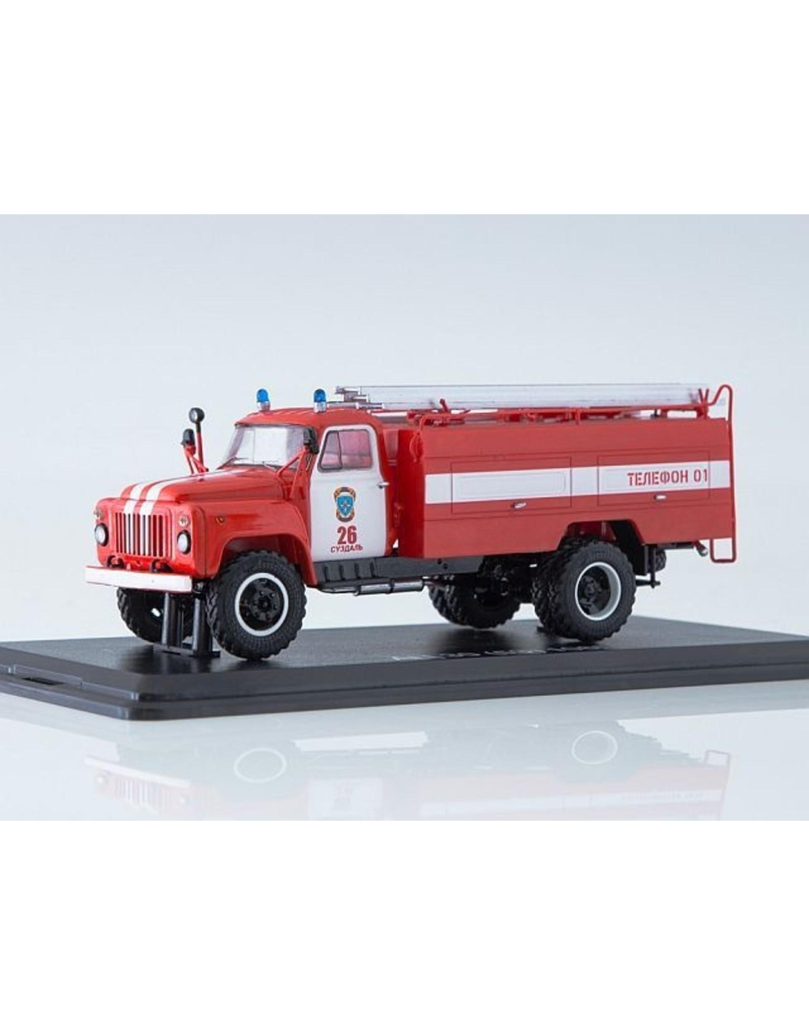 GAZ GAZ 53 FIRE TRUCK