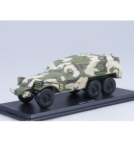 ZiL RUSSIAN ARMORED PERSONNEL CARRIER BTR-152K(camouflage)