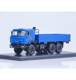 KAMAZ KAMAZ-43118 FLATBED TRUCK(blue)