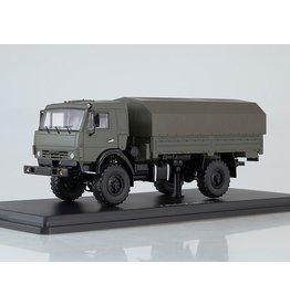 KAMAZ KAMAZ-4350 MILITARY TRUCK WITH TILT