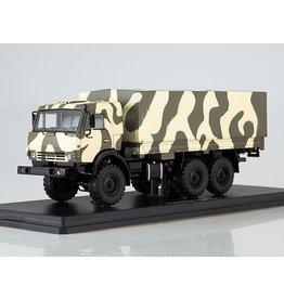 KAMAZ KAMAZ-53501 MILITARY TRUCK(camo)