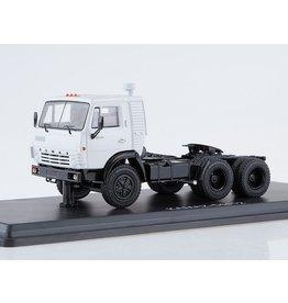 KAMAZ KAMAZ-54112 TRACTOR TRUCK(white)