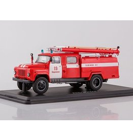 GAZ FIRE TRUCK AC-30(53-12)-106V(Fire Unit No.19)